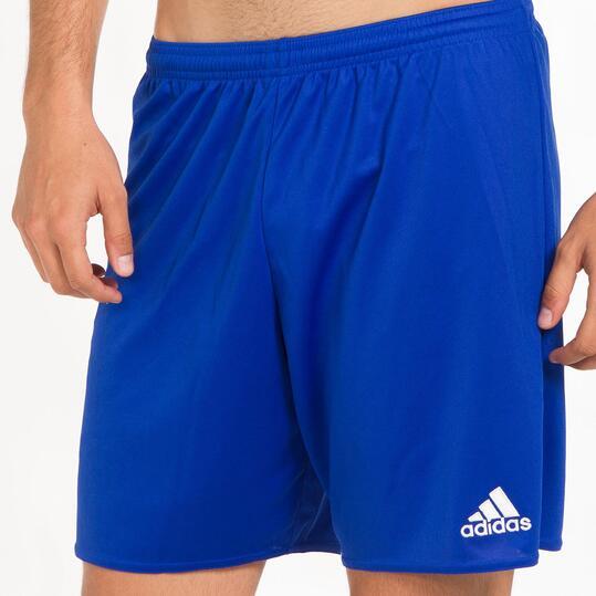 ADIDAS Pantalón Corto Fútbol Hombre Azul
