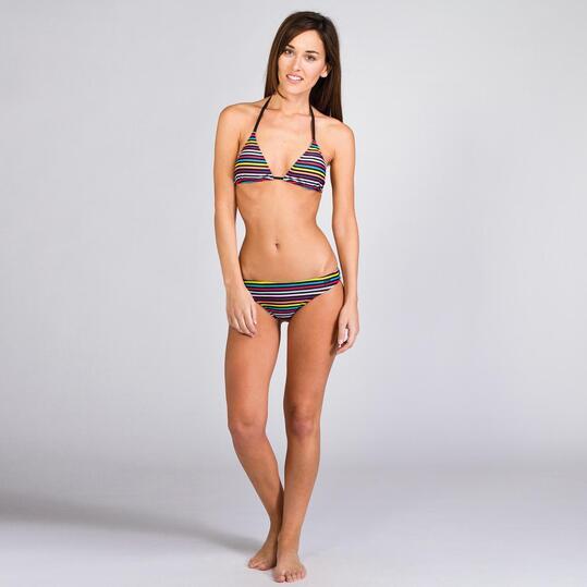 Braguita Bikini UP STAMPS Rayas