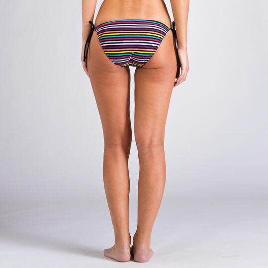 Braguita Bikini UP STAMPS Rayas Multicolor
