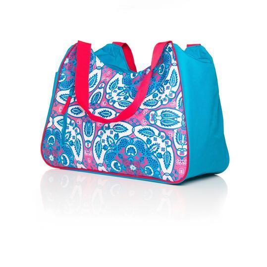 Bolso Playa SILVER Azul Multicolor