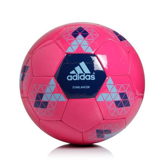 ADIDAS STARLANCER Balón de Fútbol Fucsia Marino