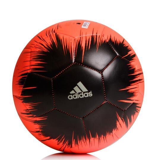 ADIDAS MESSI Balón Fútbol Rojo Negro