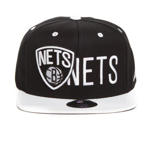 adidas Nba Nets Gorra Plana Hombre - NEGRO  42fc5e46fa2
