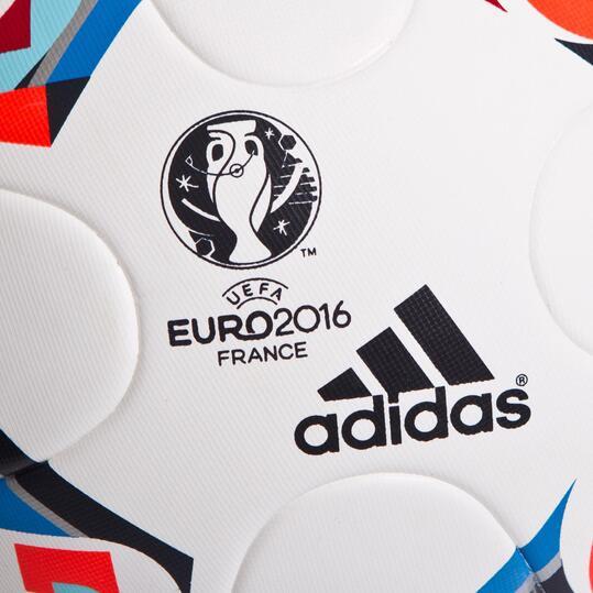 ADIDAS EURO16 Balón Fútbol Blanco