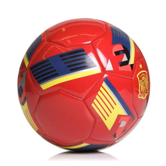 ADIDAS Balón Selección Española Eurocopa Rojo