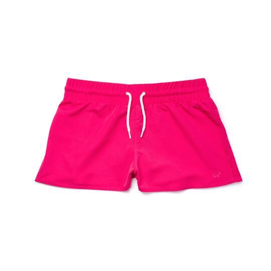 Pantalón Corto UP BASIC Rosa Mujer