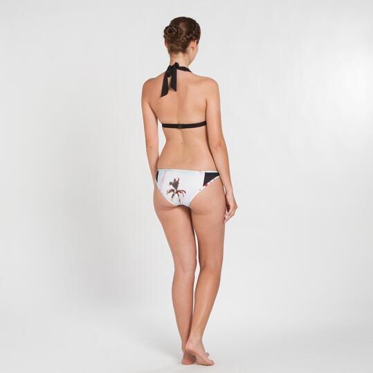 Bikini Triángulo SILVER Estampado Mujer