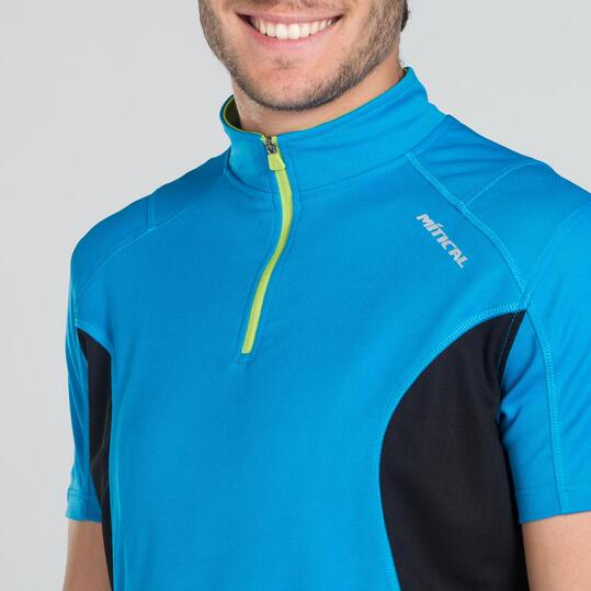 Maillot Ciclismo MÍTICAL BRONCE Azul Hombre