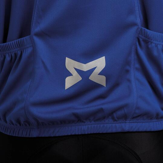 Maillot Ciclismo MITICAL BRONCE Azul Hombre