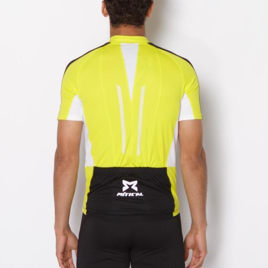 Maillot Ciclismo MITICAL PLATA Lima Hombre