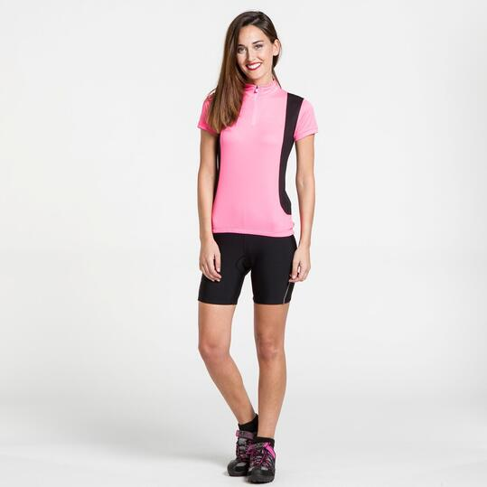 Maillot Ciclismo MÍTICAL Rosa Mujer
