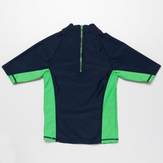Camiseta Natación PARAQUA Marino Niño (2-8)
