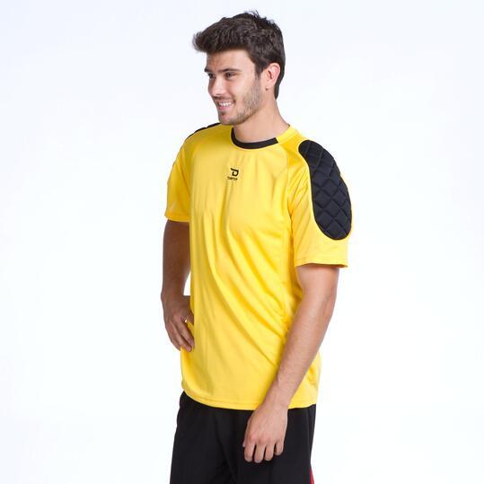 Camiseta Portero DAFOR Amarilla Hombre