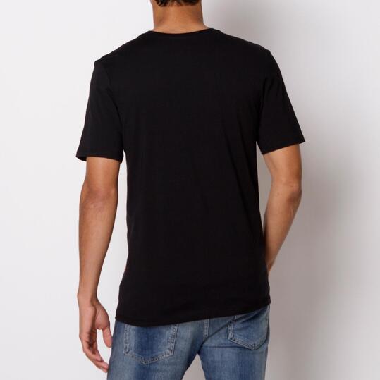 NIKE JDI Camiseta Manga Corta Negra Hombre