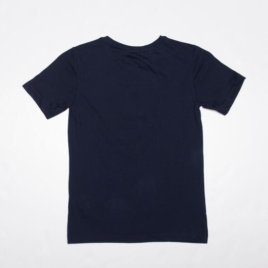 ADIDAS Camiseta Manga Corta Marino Niño (10-16)