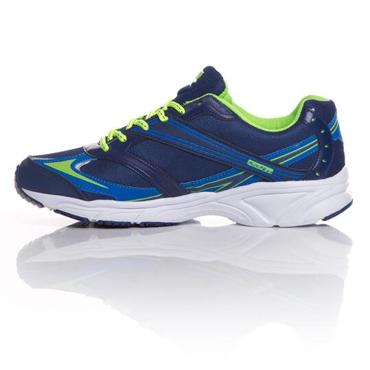 Zapatillas Running IPSO Marino Azul Hombre