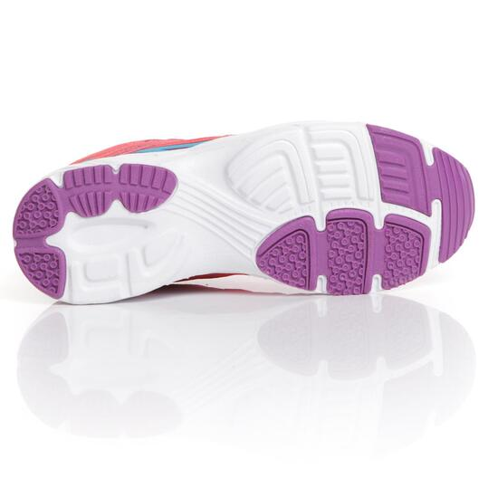 Zapatillas Running IPSO Coral Mujer