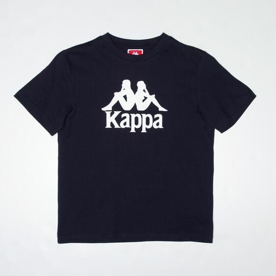 KAPPA WARREN Camiseta Marino Niño (8-14)