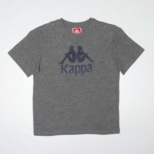 KAPPA WARREN Camiseta Gris Niño (8-14)