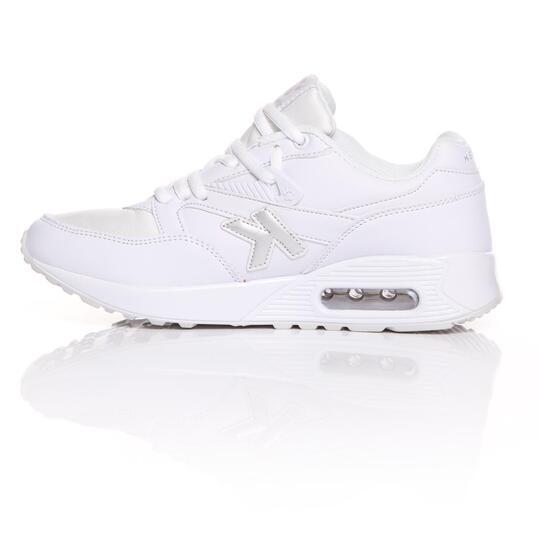 KELME Zapatillas Deportivas Blancas Mujer