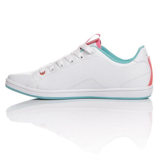 Zapatillas Casual SILVER Blanco Mujer