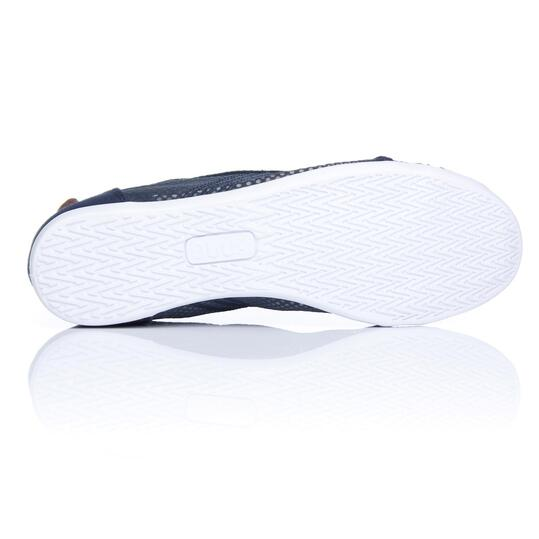 Sneakers Lona SILVER Marino Mujer
