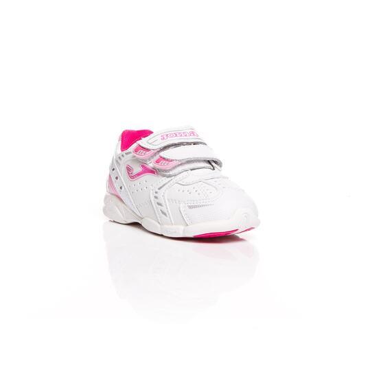 Zapatillas Luces Joma Blancas Niña (22-29)