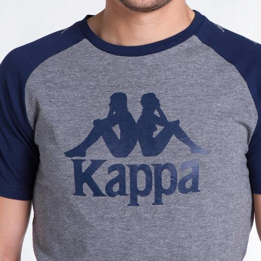 KAPPA BALDOON Camiseta Gris Hombre