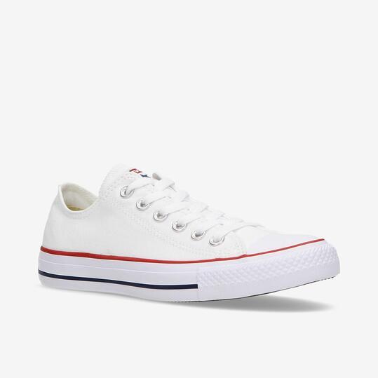 Zapatillas Converse All Star Chuck Tayler Blancas Mujer