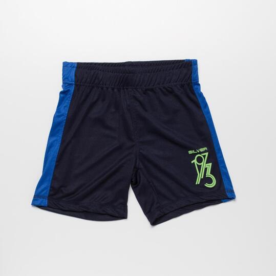 Conjunto Camiseta Pantalón SILVER Pistacho Niño (4-8)