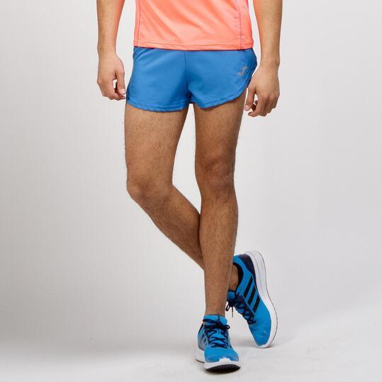 JOMA Pantalón Running Azul Hombre