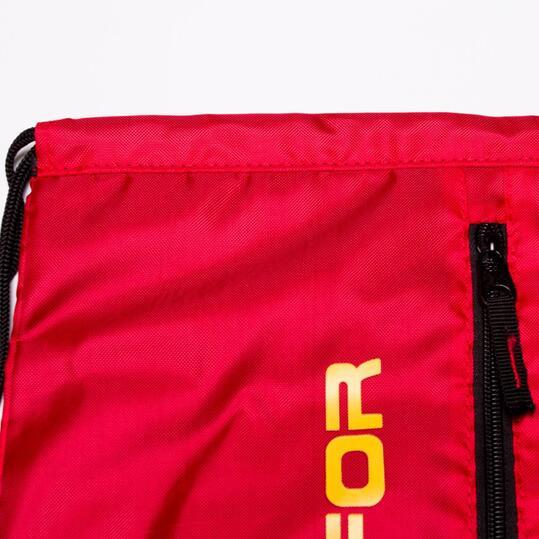 Gymsack Fútbol DAFOR Rojo