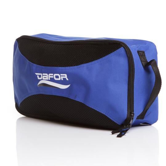 Zapatillero Fútbol DAFOR Azul