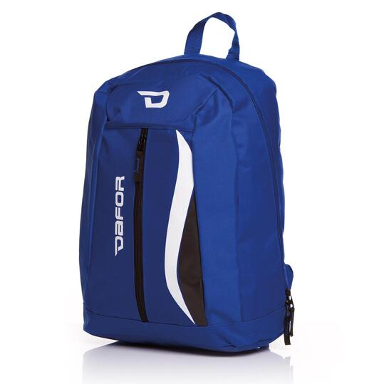 Mochila Fútbol DAFOR Azul