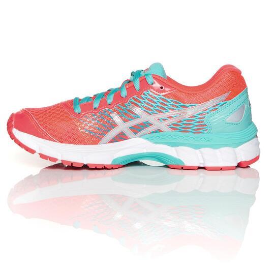 asics mujer zapatillas running nimbus