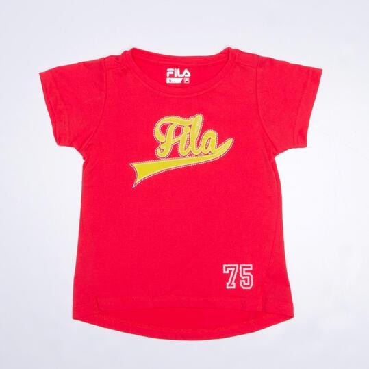 FILA BASIC Camiseta Coral Niña (2-8)