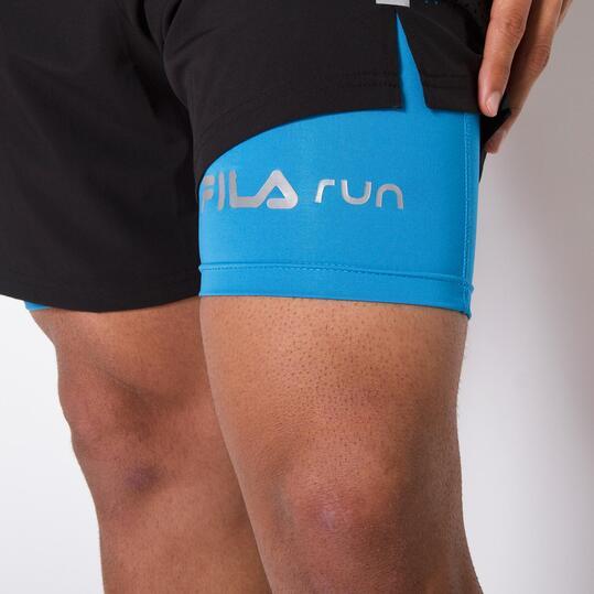 FILA BLAKE Pantalón Running + Malla Hombre