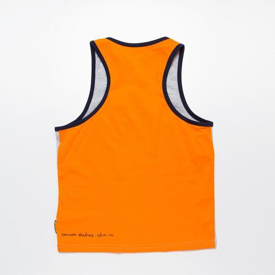 Camiseta Tirantes SILVER TROPICAL Niño (10-16)