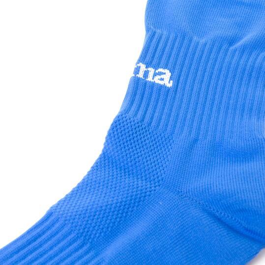 JOMA CLASSIC 2 Medias Fútbol Azul Hombre