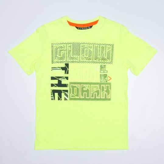 Camiseta SILVER MIMETIC Lima Niño (10-16)