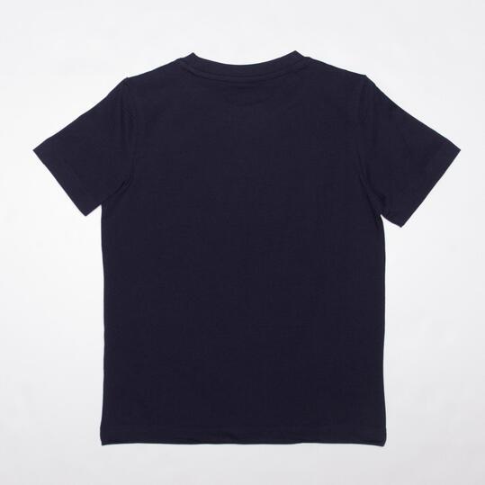 PUMA 48 Camiseta Marino Niño (6-16)