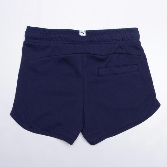 PUMA Pantalón Corto Marino Niña (8-16)