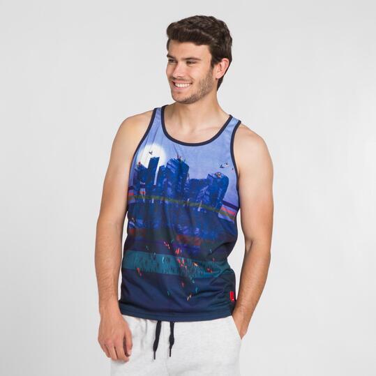 Camiseta Tirantes SILVER PEOPLE Hombre