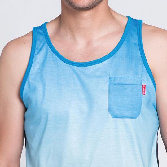 Camiseta Tirantes SILVER COLOR Hombre