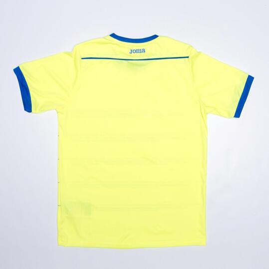 JOMA Camiseta Amarilla Niño (8-16)