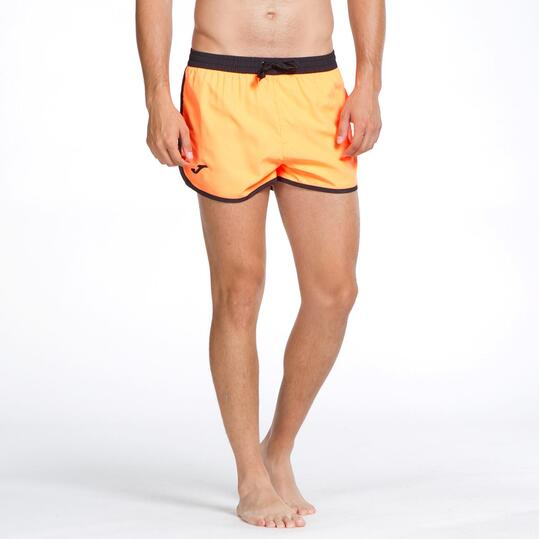 JOMA Bañador Curvo Coral Hombre