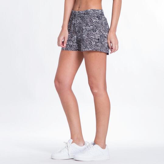 Pantalón Corto UP BASIC Estampado Mujer