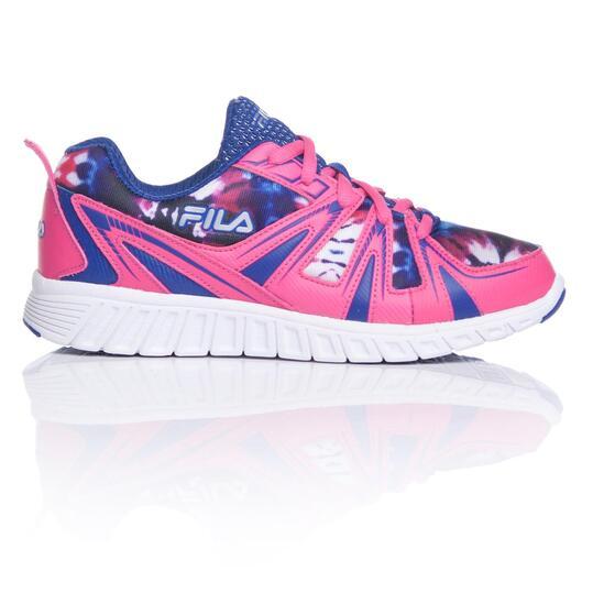 FILA POSEIDON Zapatillas Running Fucsia Niña (36-39)