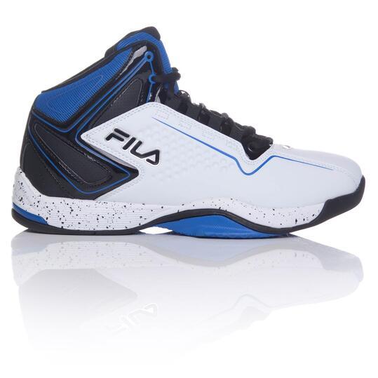 FILA BIG BANG Zapatillas Baloncesto Blancas Hombre