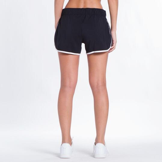 ADIDAS M10 WOVEN Pantalón Corto Running Negro Mujer